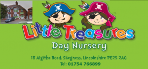Little Treasures join in National Children's Food Festival Week