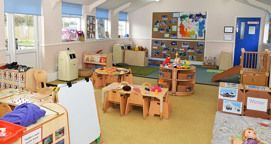 New Eltham Day Nursery London