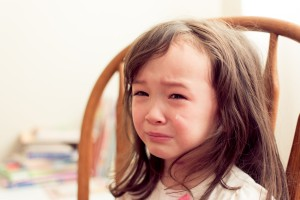 How to cope with your child's tantrums