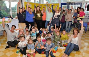 Severn Beach Pre School received outstanding grade