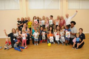 Old Sarum Day Nursery given highest Ofsted grade