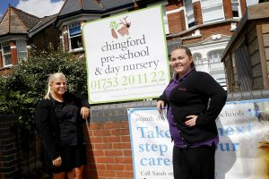 Chingford Pre School and Nursery are proud of latest achievement