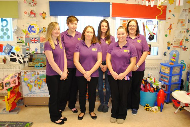 Helston Day Nursery Are Officially Outstanding Nurseries