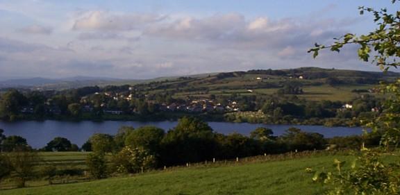 Lake-Burwain