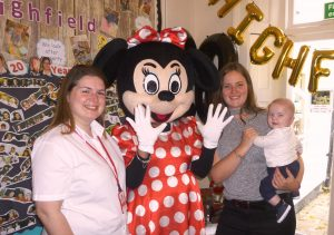 Highfield Day Nursery celebrates 20 years