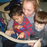 Boys & Girls Nursery celebrate World Animal Day